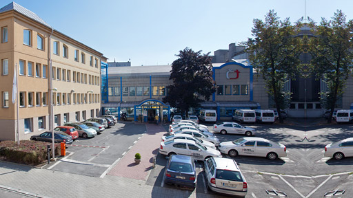 Televizn studio Ostrava