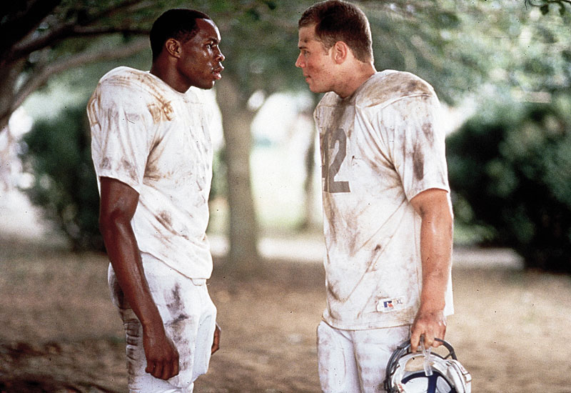 essay on remember the titans - racism