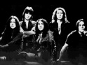Rainbow, zleva Jimmy Bain, Cozy Powell, Ronnie James Dio, Ritchie Blackmore, Tony Carey, 1976-77